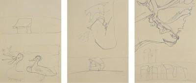 Joseph Beuys - Triptychon