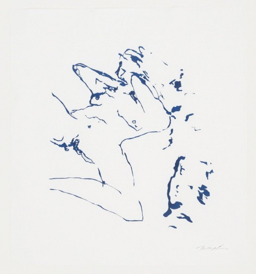 Tracey Emin, The Beginning Of Me, 2012