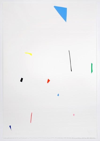 Imi Knoebel, Untitled 2, 1995