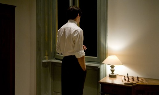 Anna Leader, Majorana Eigenstates, The Hotel (Production Still), 2008
