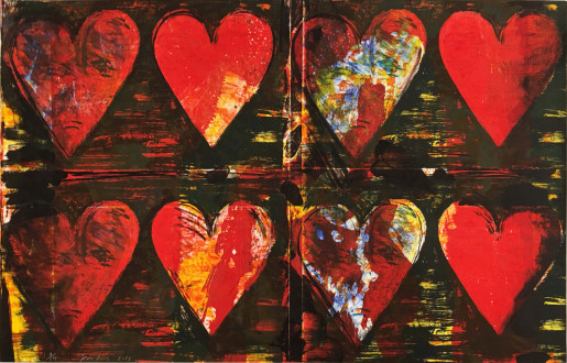 Jim Dine, Chartres 2nd Version, 2015