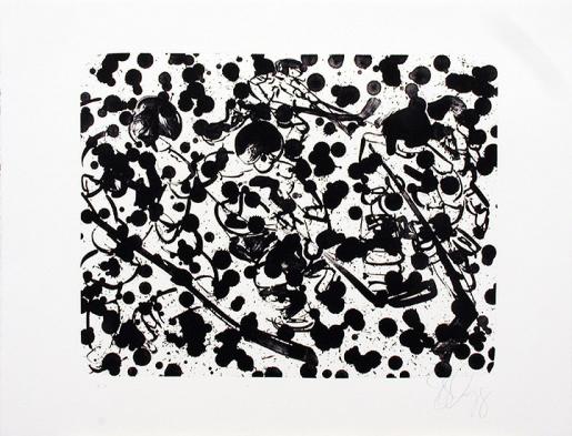 Tony Cragg, Fast Particles I, 1996