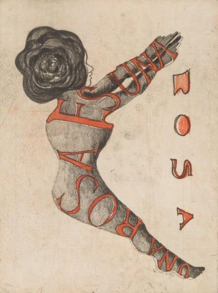 Sandra Vasquez de la Horra, Una Rosa es una Rosa, 2012