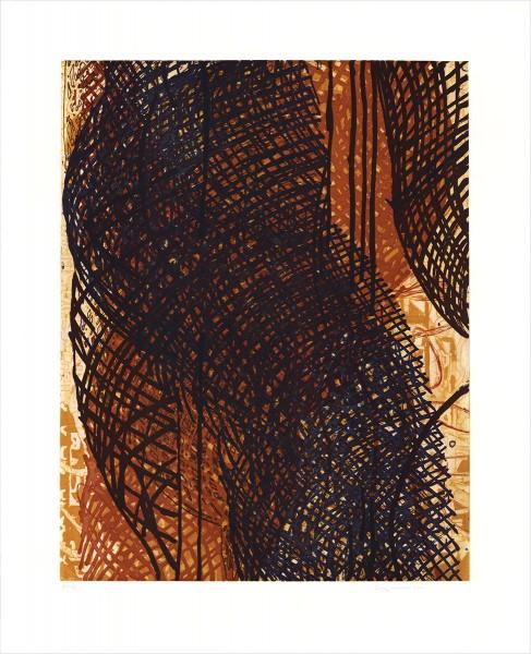 Terry Winters, Amplitude, 2000