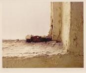 Little Mexican Church on a Windowsill 1970