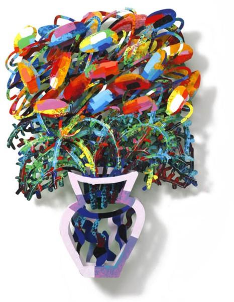 David Gerstein, New York Bouquet, 2009