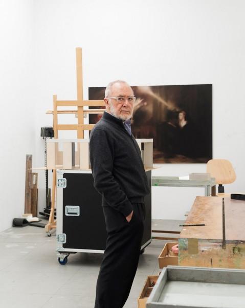 Albrecht Fuchs, Gerhard Richter, Köln I, 2015