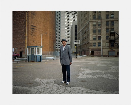 Dawin Meckel, Hugh, Detroit, from DownTown - Detroit, 2009