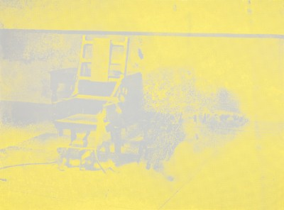 Andy Warhol-Electric Chair