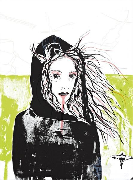Juliane Ebner, Luftdruck 2, 2012