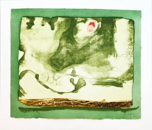 Helen Frankenthaler, Tiger's Eye, 1987