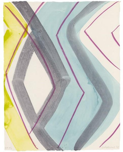Marina Adams, Untitled 2, 2018