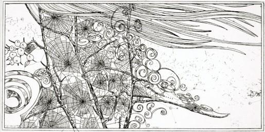 Ernesto Caivano, Webbed Belly, 2006