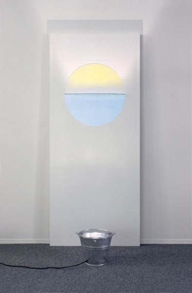Olafur Eliasson, Sunset Door, 2006