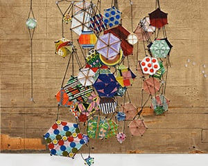 Tiny Rooms and Tender Promises by Jacob Hashimoto