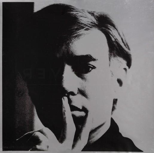 Andy Warhol, Self-Portrait (FS II.16), 1966