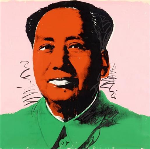 Andy Warhol, Mao (FS II.94), 1972