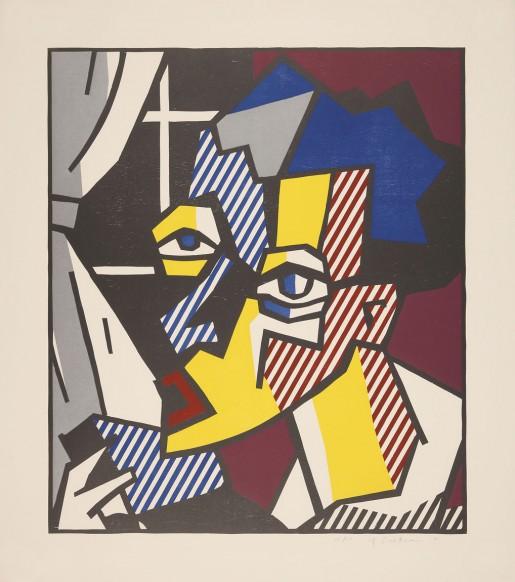 Roy Lichtenstein, The Student, 1980