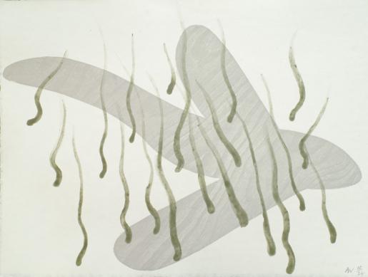 Alison Wilding, Glider, 2010
