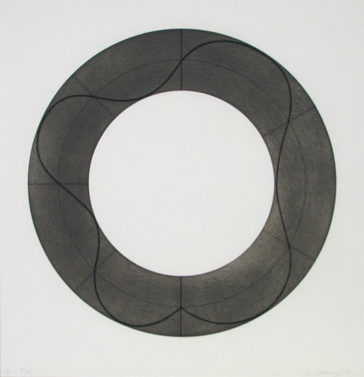Robert Mangold, Ring Image B, 2008