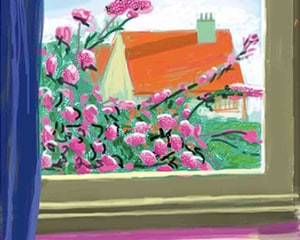 My Window 'No. 778' by David Hockney