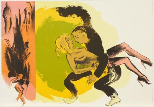 Allen Jones, Swing Low, 2012