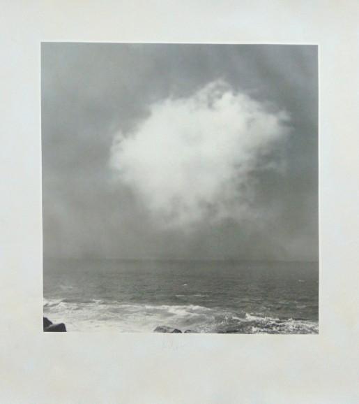 Gerhard Richter, Cloud | Wolke, 1971