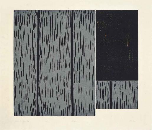 Sean Scully, Block, 1986
