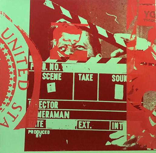 Andy Warhol, Flash﹣November 22, 1963 (FS II.40), 1968