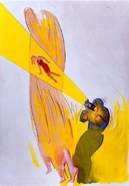 Allen Jones, Catwalk 3, 1988