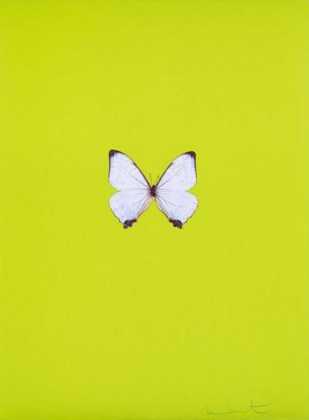 Damien Hirst, New Beginnings 5, 2011