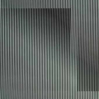 Couleur Additive Gris Cuatro by Carlos Cruz-Diez