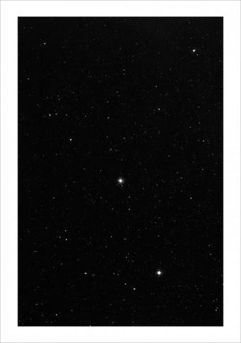 Star 16h 08m/-25 degree by Thomas Ruff