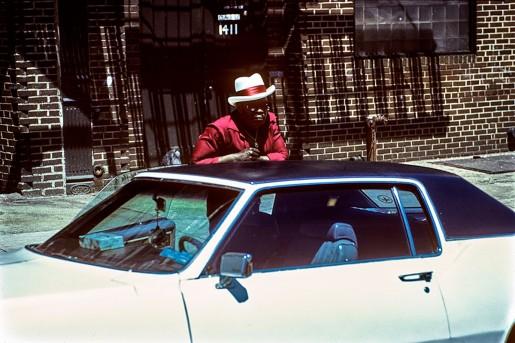 Willy Spiller, Flatbush Avenue, Brooklyn, New York, 1982