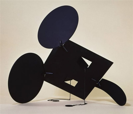 Claes Oldenburg, Geometric Mouse Scale C, 1971