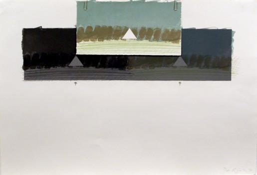 Richard Smith, For John Constable, 1976