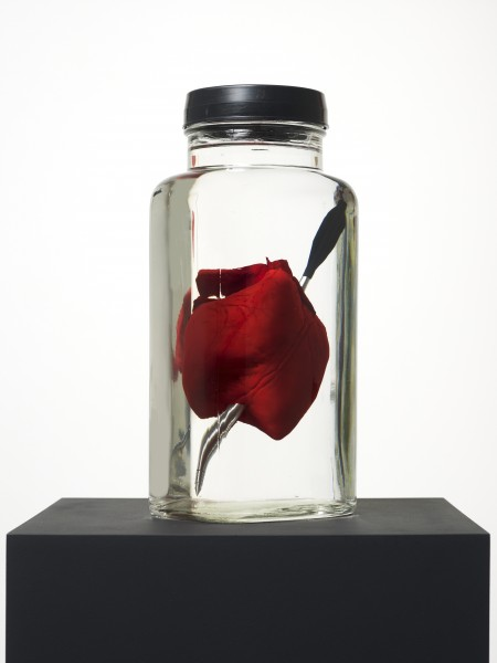 Damien Hirst, Love Struck, 2014