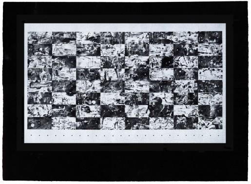 Keith Milow, Untitled I, 2009