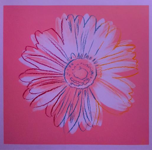 Andy Warhol, Daisy (Single), ca. 1982
