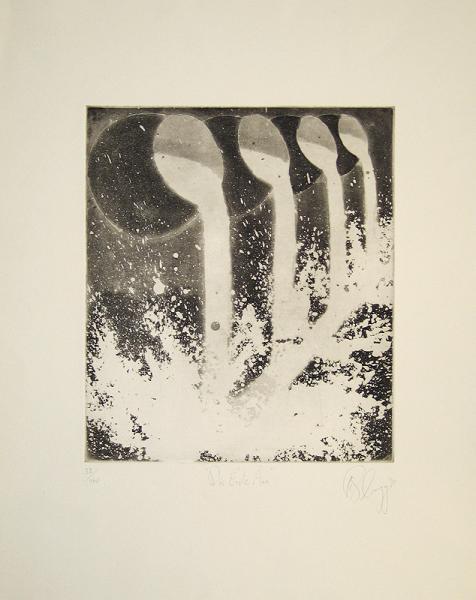 Tony Cragg, Kunstakademie Düsseldorf, 1991