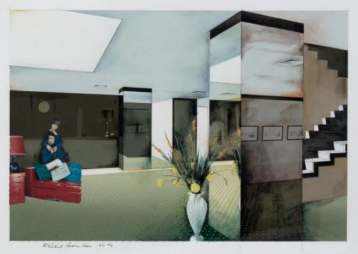Richard Hamilton, Lobby, 1984