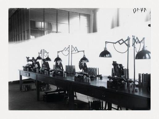 Thomas Ruff, Machine 1410, 2005