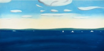 4:30 PM by Alex Katz