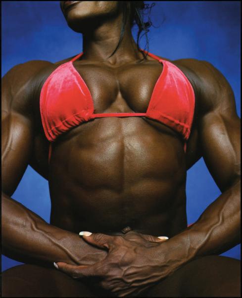 Andres Serrano, Lesa Lewis, 1999