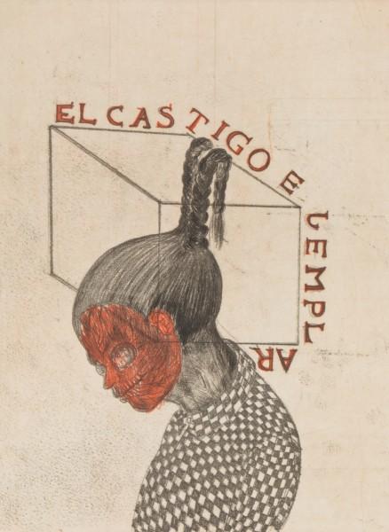 Sandra Vasquez de la Horra, El Castigo Ejemplar, 2012