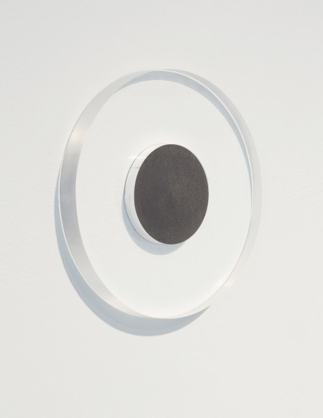 Kristjan Gudmundsson, Drawing in Round Frame II, 2015