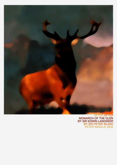 Peter Saville - Monarch of the Glen