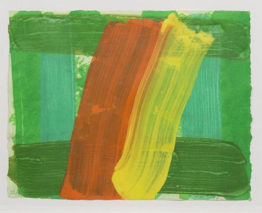 Howard Hodgkin, Summer, 1997