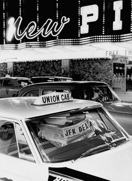 Thomas Hoepker, JFK Dead, 22.11.1963, USA, 1963