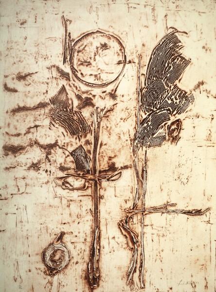 Helen Frankenthaler, Parets, 1987